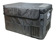 Grey Insulated Cover for 25L Brass Monkey Portable Fridge Freezer
