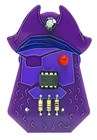 Build a Pirate Badge with Flashing LEDs - Learn to Solder Kit
