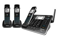 Uniden XDECT8355+2 Three Handset Cordless Phone with Bluetooth® Technology