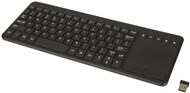 Wireless All-in-One Keyboard and Touchpad