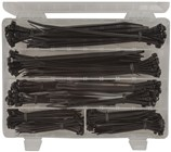 Cable Tie Box Popular Sizes - 400 pieces