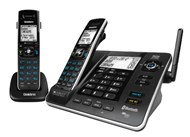 Uniden XDECT8355+1 Two Handset Cordless Phone with Bluetooth® Technology