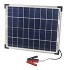 12V 20W Solar Panel with Clips