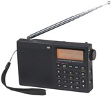 Compact World Band Radio with SSB