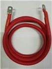 0 Gauge Tinned Battery Power Lead - Red - 2330mm