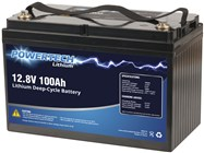 12.8V 100Ah Lithium Deep Cycle Battery