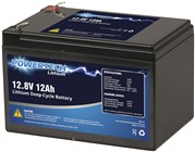 12.8V 12Ah Lithium Deep Cycle Battery