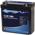 12.8V 18Ah Lithium Deep Cycle Battery