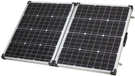 130W Folding Solar Panel and Charge Controller