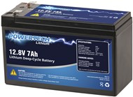 12.8V 7Ah Lithium Deep Cycle Battery