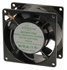 FAN 115VAC 80X80X38MM BALL/B