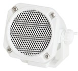 SPKR COMM BOX W/PROOF MYLAR 4W WHT 3.5MM