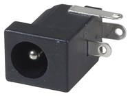 2.1mm PC Mount Male DC Power Connector