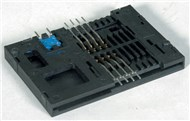 IC / Smart Card Acceptor - Through Hole SPST