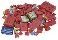 MKT Capacitor Bargain Pack - Assorted Types.