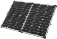 100W Folding Solar Panel with 5m Lead
