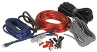 Car Amplifier Wiring Kits