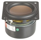 Shielded 3 15W 8-Ohm Full Range Speaker