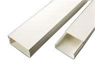 Rectangular Cable Duct 50 x 25mm - 1m