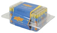AAA Alkaline Batteries - 40 Bulk Pack
