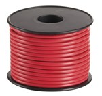 Red 15 Amp DC Power Cable