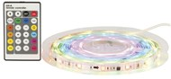 RGB LED Flexible Strip Lighting Kit with Effects