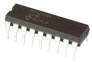 PIC16C711-20P PIC Microcontroller IC