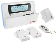 8 Zone Wireless Alarm Kit with Telephone Dialler
