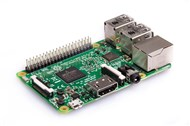 Raspberry Pi 3B Single Board Computer