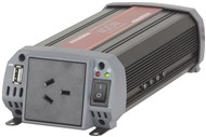 400W 12VDC to 230VAC Pure Sine Wave Inverter - Electrically Isolated