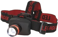 260 Lumen LED Head Torch with Adjustable Beam
