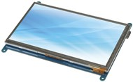 "1024x600 HDMI 7"" Screen with USB Capacitive Touch"