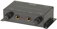 2 Channel Mixer with Microphone Preamp