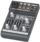 Mini 3 Channel Mixer with USB Interface