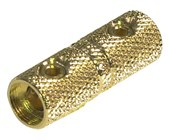 Gold Plated High Current Cable Joiners