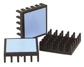 Heatsink Pin Grid Array with Adheasive Thermal Transfer Tape