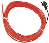 Red 3m EL Wire Light Electroluminescent Lighting