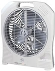 14 Inch AC/DC Rechargeable Oscillating Fan