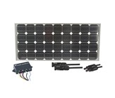 80W Recreational Solar Package Deal