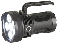 Rechargeable 6 x Cree XML LED Spotlight