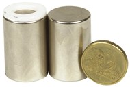 Large Rare Earth Magnets - Pair