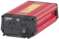 600W (1500W) 12VDC to 230VAC Modified Sinewave Inverter with USB