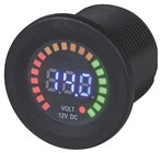 LED Voltmeter 5-15VDC with Bar Graph