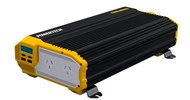 2000W (4000W) 12VDC to 230VAC Modified Sinewave Inverter with 2X2.1USB and LCD Display