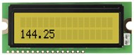 16 x 2 Alphanumeric Backlit LCD with SIL Connection