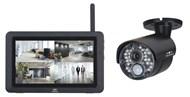 "Wireless 7"" LCD DVR Surveillance Kit"