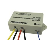 Waterproof PWM 8A Solar Charge Controller for Folding Solar Panels