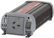 200W 12VDC to 230VAC Pure Sine Wave Inverter - Electrically Isolated