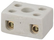 2 Wire Porcelain Terminal Block