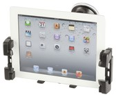 Universal Tablet Holder with Heavy Duty Suction Mount